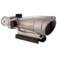 Trijicon ACOG 3.5x35 Nickel Boron Dual Illuminated Riflescope, Crosshair Reticle