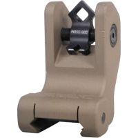 Troy Di-Optic Aperture (DOA) Rear Fixed BattleSight