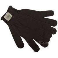 Tru-Spec Black Polypro Gloves Liner