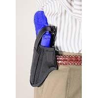 Uncle Mike's Super Belt Slide Holster Colt Govt Large, Browning Hi-Power