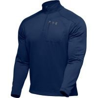 Under Armour Men's ColdGear Hundo Fleece 1/4 Zip - Sapphire Color 1006260-414