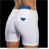 Undertech Ultimate Compression Women's Concealment Holster Shorts