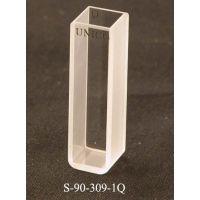 UNICO Quartz Square Spectrophotometer Cuvette, 10mm pathlength, 3.5ml capacity, UV-Vis, each
