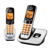 Uniden 2 Handset DECT 6.0 Cordless Phone with Caller ID