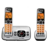 Uniden D1680 DECT 6.0 Wireless Telephones w/ Digital Answering System