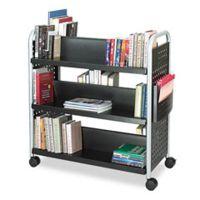 United Stationers Cart Book Scoot Bk SAF5336BL