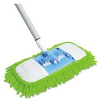 United Stationers Mop Microfib Dust Grn QCK060