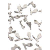 V Seven Ultra Light S7 Tool Steel Bolt Catch , — 2 models