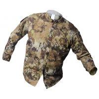 Vertx Gunfighter Kryptek Highland Shirt - Nyco Ripstop, Long Sleeve
