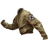 Vertx Gunfighter Kryptek Nomad BDU Shirt - Nyco Ripstop, Long Sleeve