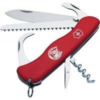 Victorinox Equestrian Swiss Army Knife Red