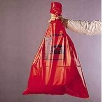 VWR Autoclavable Polyethylene Biohazard Bags, 4 mil 11215-822