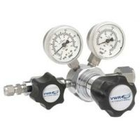 VWR High-Purity Single-Stage Gas Regulators, Stainless Steel 3001159