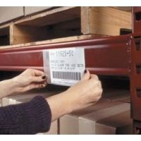VWR Large Shelf Label Holders APX-46 Self-Adhesive Holders