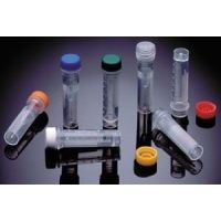 VWR SuperClear Screw Cap Microcentrifuge Tubes 3600-879-000 Nonsterile Caps Only