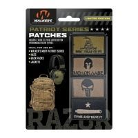 walkers patriot patch kit 4 assorted patches up to 33 off 5