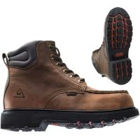 Wellco 91170-006 Work Boots - Wyndale 6in Traditional Styled Work Boot