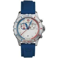 Wenger AquaGraph Tide Watch - Men's Stainless Steel Water Resistant Watches