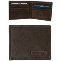 Wenger Monch Leather Bifold Wallet