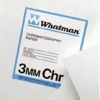 Whatman Grade No. 3MM Chr Chromatography Paper, Cellulose, Whatman 3030-347 Sheets