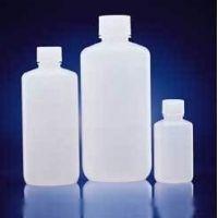 Wheaton Leak-Resistant Bottles, High-Density Polyethylene, Narrow Mouth, Wheaton 209048