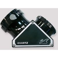 "William Optics Telescope Quartz 2"" Star Mirror Dielectric Diagonal for SCT WA-DIG2QDISC"