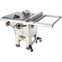 Woodstock shopfox 2 hp 10in hybrid open stand table saw for 10 hybrid table saw