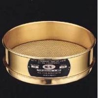 WS Tyler Sieves, Brass Wire and Frame, Tyler 4548 Full Height
