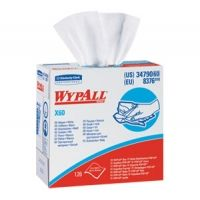 Wypall Case of X60 Wipers, 1/4 Fold