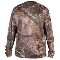 Xone Sport Loose-Fit Long Sleeve Shirt