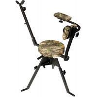 Mobile Hunter Mobile Rest 360 Degree Adjustable Leg Portable Shooting Chair MH72001