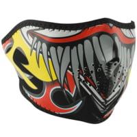 Zan Headgear Lethal Threat Neoprene Half Face Mask