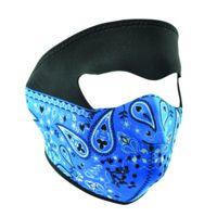Zan Headgear Neoprene Face Mask, Paisley