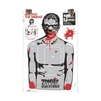 Zombie Industries Assorted Zombie Colossal Paper Targets 24x36 Inch 25 Per Package 30-008-25