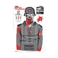 Zombie Industries Nazi Zombie Colossal Paper Targets 24x36 Inch 10 Per Package 30-007-10
