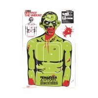 Zombie Industries Rocky Zombie Colossal Paper Targets 24x36 Inch 100 Per Package 30-002-100