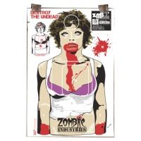 Zombie Industries The Ex Zombie Standard Paper Indoor Targets 18x24 Inch 25 Per Package 31-004-25