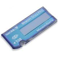 SanDisk 1GB Memory Stick PRO Value Line Memory Card - SDMSV1024A10