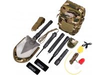OPMOD Survival Series 20-in-1 Emergency Shovel