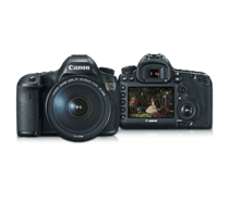 Canon EOS 5DS Digital SLR 506 Megapixel Camera Kit