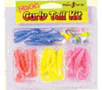 c4812e8e0c02 Mister Twister Curly Tail Neon Kit Mister Twister Curly Tail Neon Kit