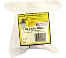 aa035a2791 ... The Professionals Choice 100% Cotton Squared Flannel Roll Cloth Patches