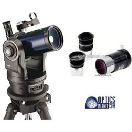 2-PC Telescope Plus Accessory Astronomy Gift Package - Meade