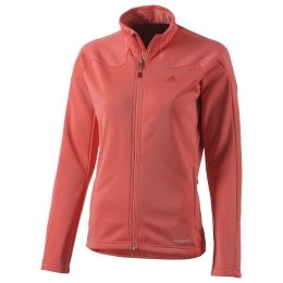 Adidas Outdoor HikingTrekking One Sided Fleece Jacket