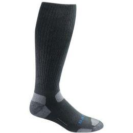Bates Footwear Cotton Crew Black 3 Pk Socks FAST FREE USA SHIPPING