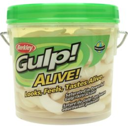 Berkley Gulp! Alive! Swimming Mullet Bait | Free Shipping