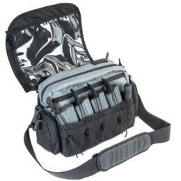 Blackhawk Diversion Carry Courier Bag Grey And Black 65dc66gybk Color