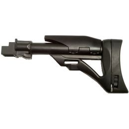 CAA AK47 Collapsible Stock with Polymer Tube for Stamped