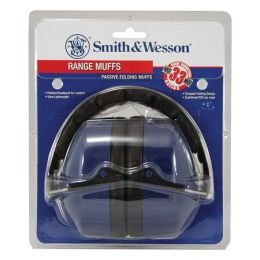 Caldwell Passive 33 NRR Hearing Protection Muffs with Lightweight Design and Adj