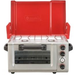 Coleman Camp Propane Stove/Oven Combo | Free Shipping over $49!